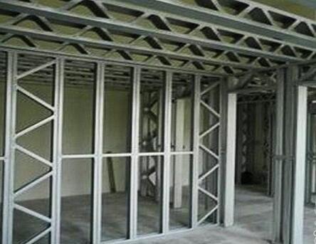 轻钢龙骨设备型材的应用领域
