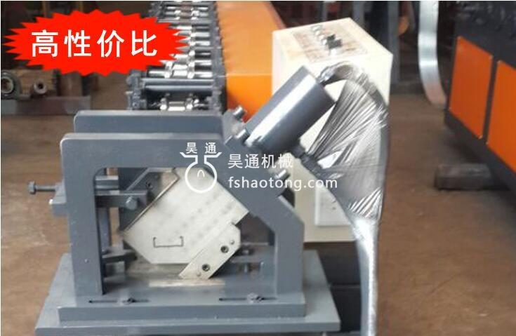 轻钢龙骨厂需要投资的轻钢龙骨设备