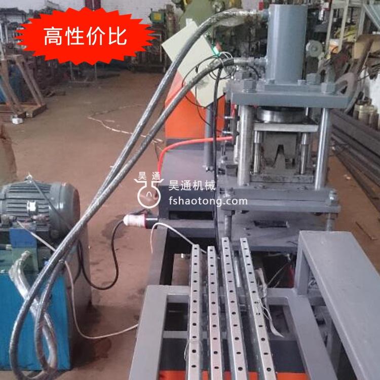 轻钢龙骨设备龙骨机生产速度的改进